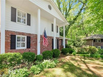 Decatur Single Family Home For Sale: 1418 Diamond Head Cir