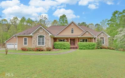 Gilmer County Single Family Home For Sale: 154 Clear Creek Valley Trl