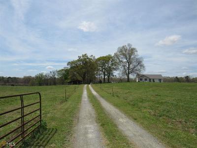 Barnesville Farm For Sale: Fredonia Church Rd