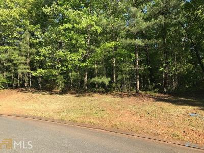 Douglasville Residential Lots & Land Under Contract: 6719 Pin Oak Dr