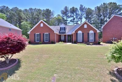 Stone Mountain Single Family Home For Sale: 6262 Magnolia Ridge