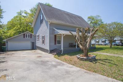 Elbert County, Franklin County, Hart County Single Family Home For Sale: 35 Liberty Cir