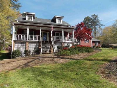 Loganville Single Family Home For Sale: 2401 Centerville Rosebud Rd