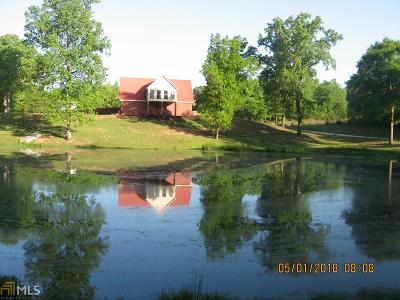 Elbert County, Franklin County, Hart County Single Family Home For Sale: 475 Pearwood Rd