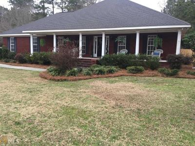 Statesboro Single Family Home For Sale: 1906 Chatsworth Ct