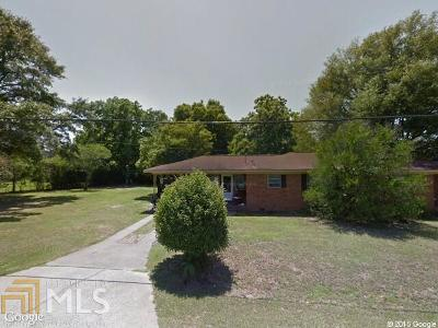 Statesboro Single Family Home For Sale: 101 Gary St