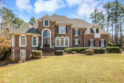 Peachtree City Single Family Home For Sale: 804 Ridgestone Ct