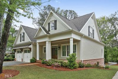 Historic Marietta Single Family Home For Sale: 250 Mountain View Rd