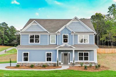 Douglasville Single Family Home Under Contract: 520 Sweetwater Bridge Cir