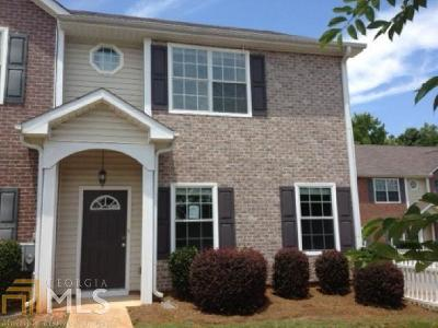 Clayton County Condo/Townhouse For Sale: 850 Commerce Blvd