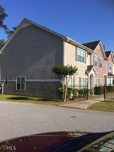 Clayton County Condo/Townhouse Back On Market: 8628 Thomas Rd