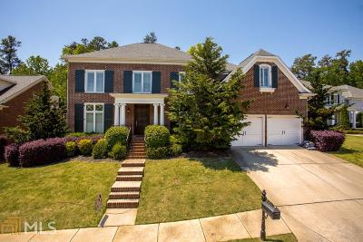 Suwanee Single Family Home For Sale: 8020 Georgetown Cir