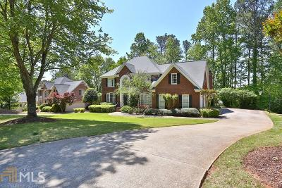 Alpharetta GA Single Family Home For Sale: $519,777