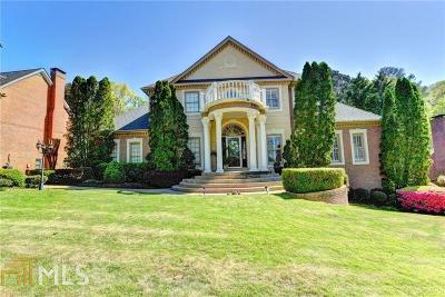 Lawrenceville Single Family Home For Sale: 2299 Walker Dr