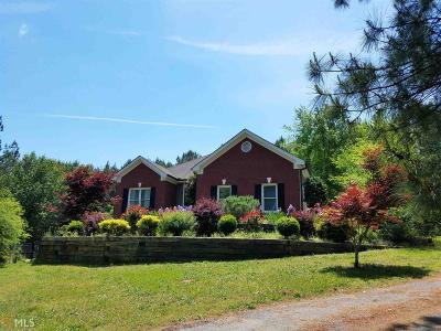 Monroe, Social Circle, Loganville Single Family Home For Sale: 3790 Lovers Ln