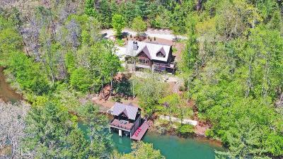 Rabun County Single Family Home For Sale: 549 Jamee Dr