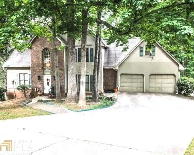 Stone Mountain Single Family Home For Sale: 2325 Deer Ridge Dr