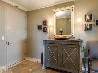 Park Place On Peachtree Condo/Townhouse For Sale: 2660 Peachtree Rd #35D