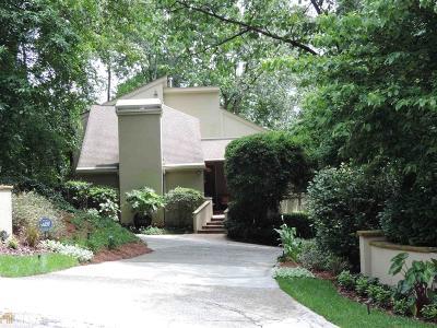 Vinings Single Family Home For Sale: 4475 N Elizabeth Ln
