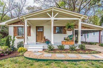 Berkeley Park Single Family Home For Sale: 729 Holmes
