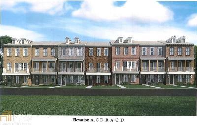 Alpharetta Condo/Townhouse For Sale: 322 Beacons Pl #41