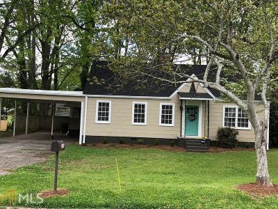 Covington Single Family Home For Sale: 5138 N Dearing St