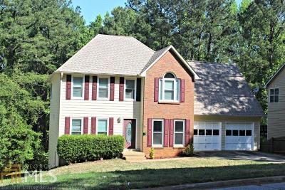 Rex Single Family Home Under Contract: 5783 Rex Mill Dr