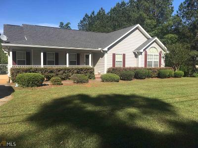 Haddock, Milledgeville, Sparta Single Family Home For Sale: 189 NW Stewart Dr