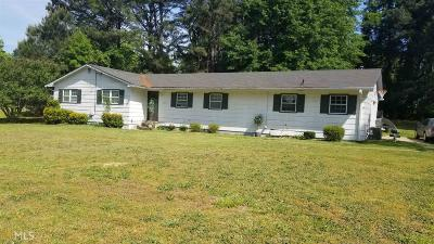 Conyers Single Family Home Under Contract: 2275 Briarwood Dr