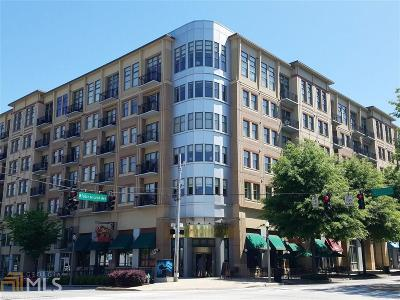 Decatur Condo/Townhouse For Sale: 201 W Ponce De Leon Ave #1177