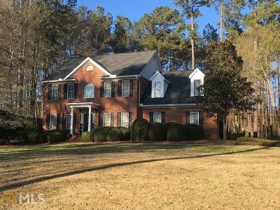 Newnan Single Family Home For Sale: 360 South Shore Dr