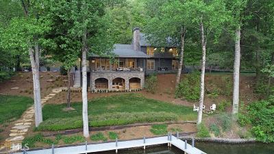Rabun County Single Family Home For Sale: 3113 Blalock Goldmine Rd