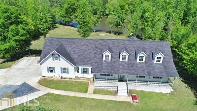 Douglasville Single Family Home For Sale: 2928 Legion Lake Rd