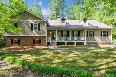 Jefferson Single Family Home For Sale: 1002 Old Pendergrass Rd