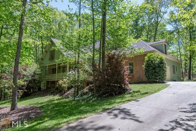 Dawsonville Single Family Home For Sale: 207 Crooked Tree Dr