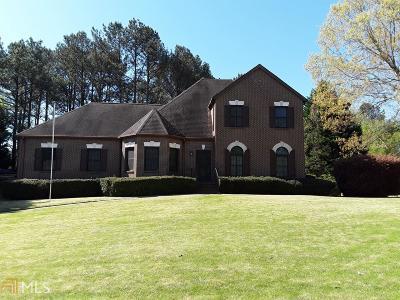 Snellville Single Family Home For Sale: 3450 Briar Ridge Ln