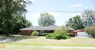 Single Family Home For Sale: 158 Wiregrass Rd