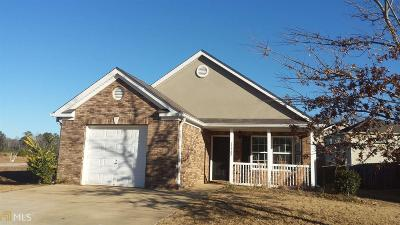 Clayton County Single Family Home Under Contract: 11962 Lovejoy Crossing Blvd