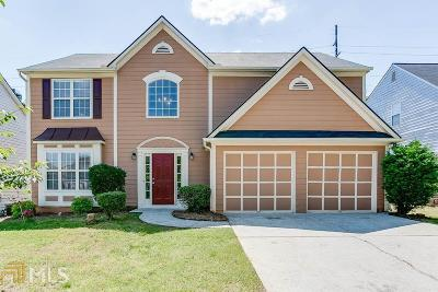 Snellville Single Family Home Under Contract: 955 Laurel Cove Dr
