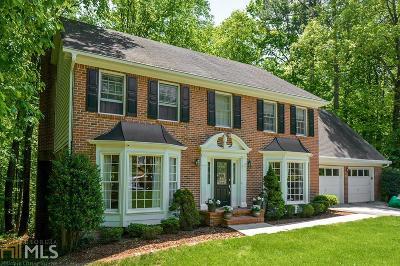Single Family Home For Sale: 4450 Flippen Trl