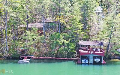 Rabun County Single Family Home For Sale: 1096 Perrin Cove Rd