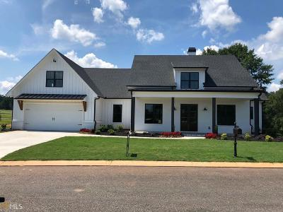 Banks County Single Family Home Under Contract: 109 Preserve Ln