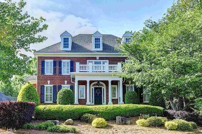 Suwanee Single Family Home For Sale: 5730 Winsley Cir