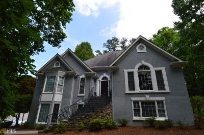 Douglasville Single Family Home For Sale: 4568 Cabinwood Turn
