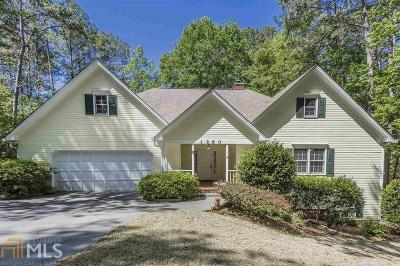 Greensboro Single Family Home For Sale: 1260 Pine Grove Rd