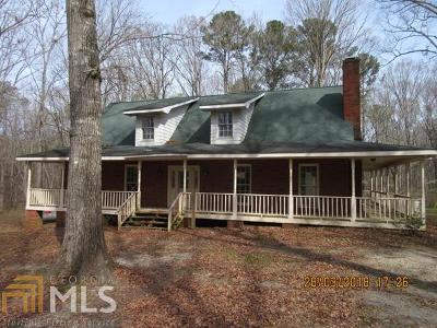 Elberton GA Single Family Home For Sale: $74,900