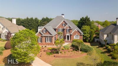 Suwanee Single Family Home For Sale: 5880 Ettington Dr