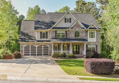 Buford  Single Family Home For Sale: 6204 Cascade Falls Dr