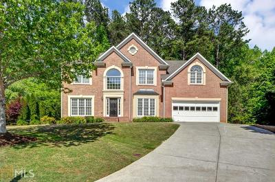 Alpharetta Single Family Home For Sale: 3060 Greens Creek Ln