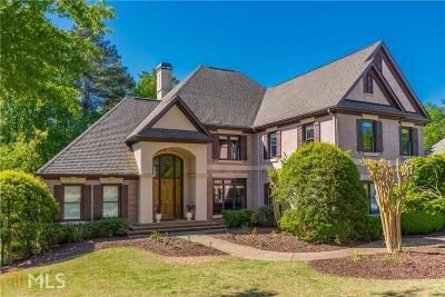 Alpharetta Single Family Home For Sale: 3050 Greatwood Xing